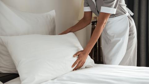 Hotelrengøring er en tillidssag, vi tager seriøst